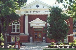 delphi library
